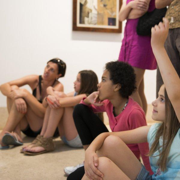 Visitas taller para familias