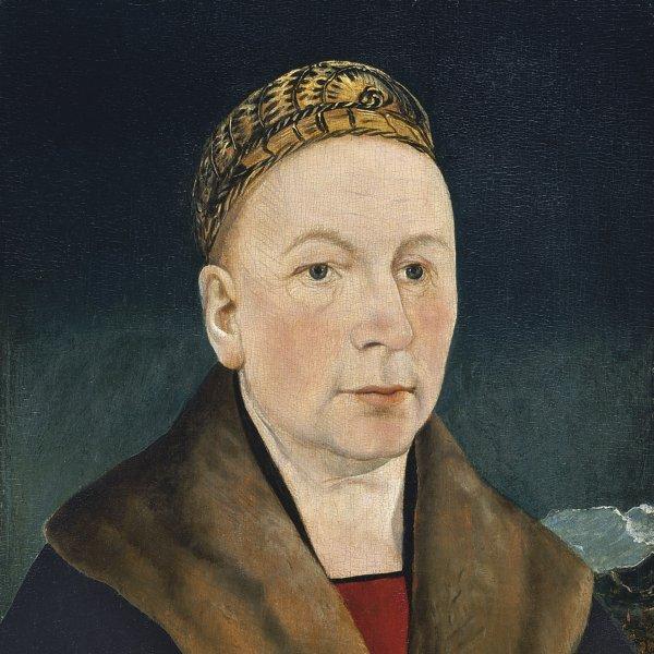 Retrato de un hombre (¿Sebastian Gessler?)