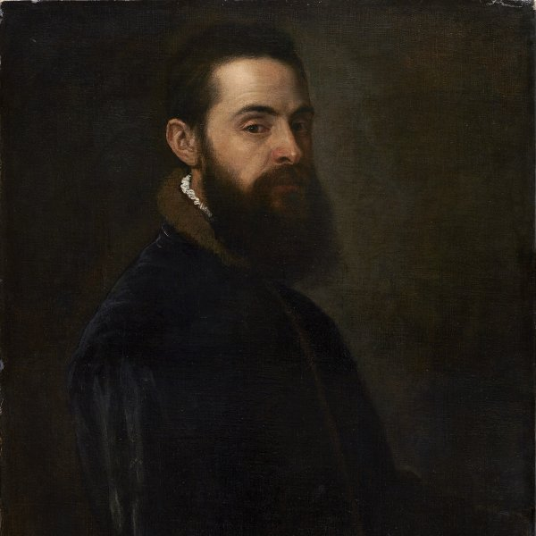 Portrait of Antonio Anselmi