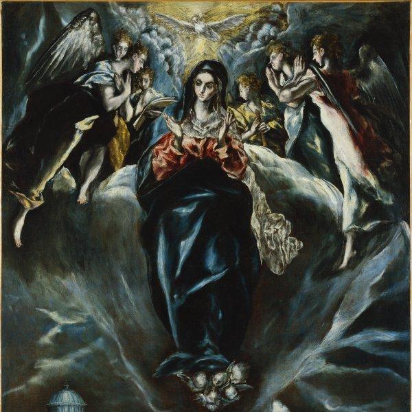 El Greco and Jorge Manuel Theotokópoulos