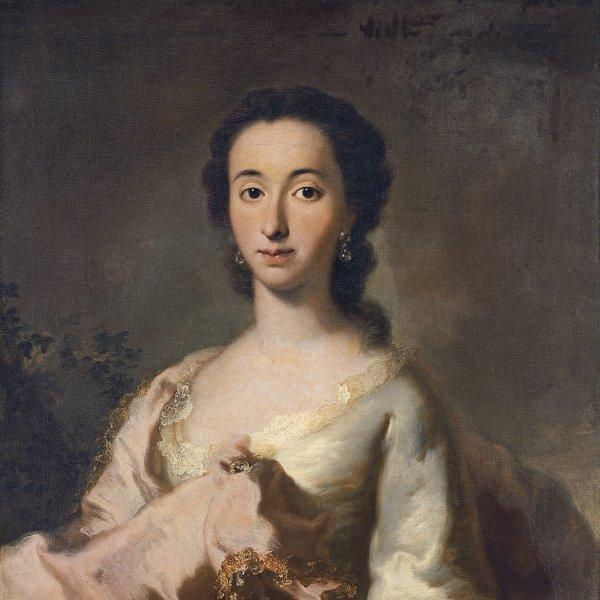 Portrait of Maria Rosa Walburga von Soyer