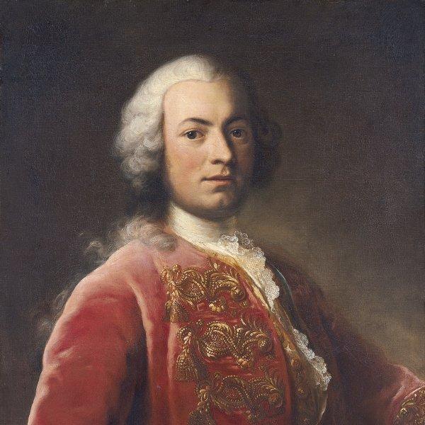 Portrait of Franz Carl von Soyer