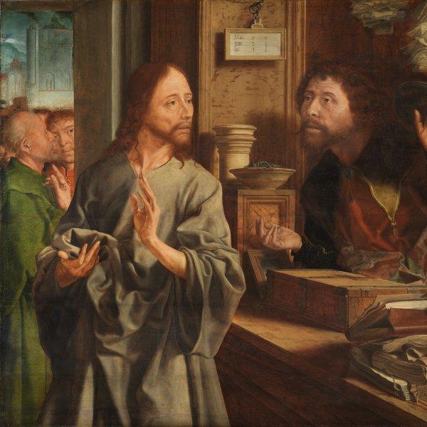 Marinus van Reymerswaele