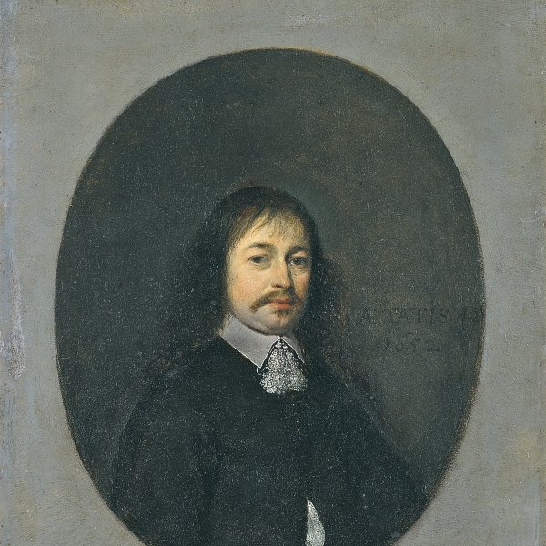 Portrait of a Man aged Forty-two