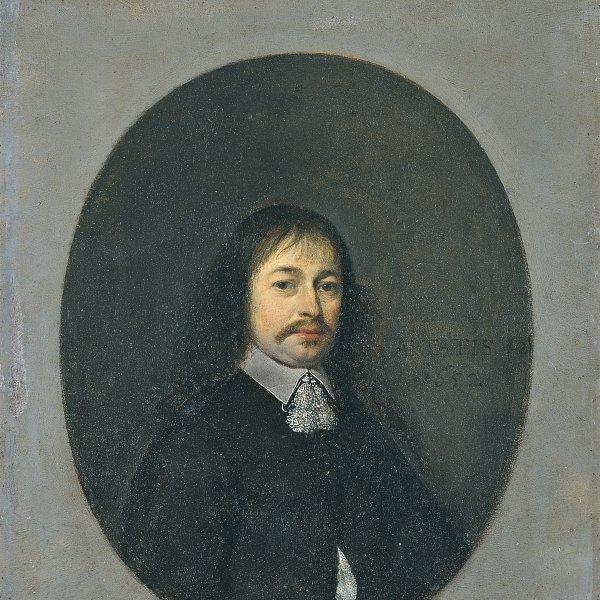 Retrato de un hombre a la edad de cuarenta y dos años
