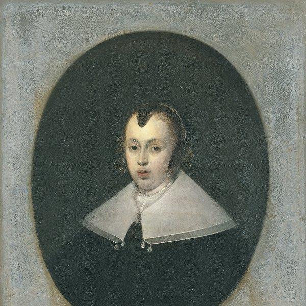 Retrato de una mujer a la edad de treinta años