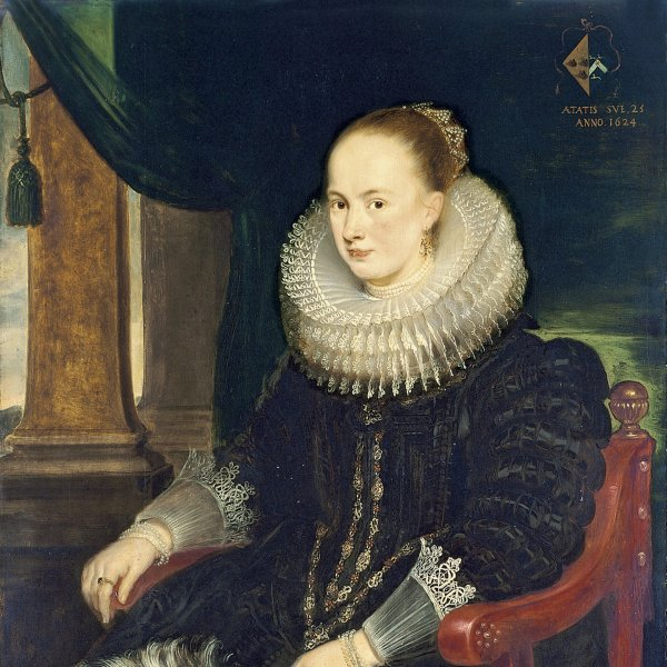 Portrait of Antonia Canis