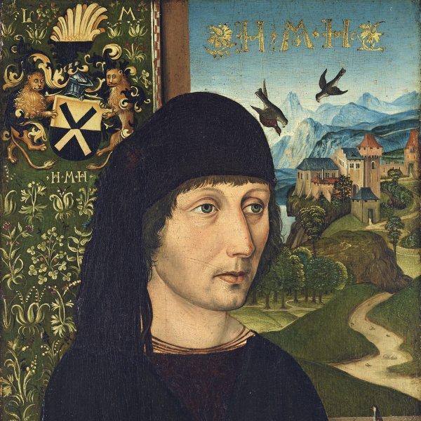 Portrait of Levinus Memminger