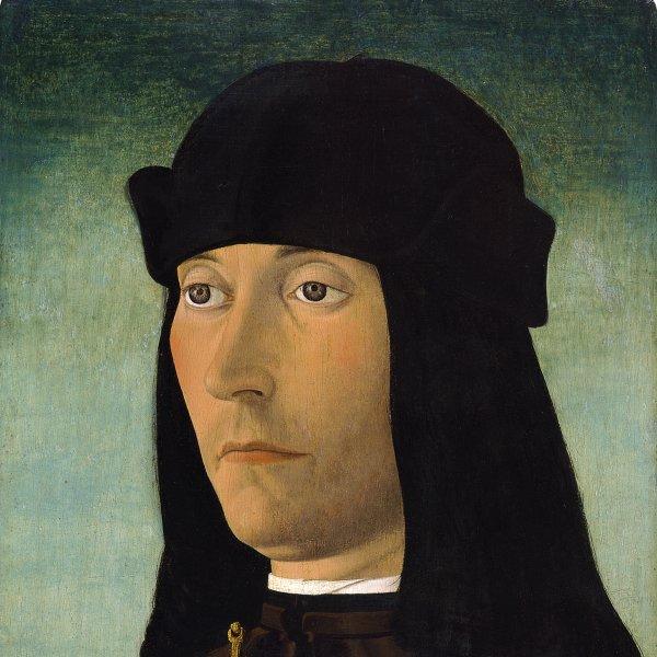 Portrait of Alessandro de Richao