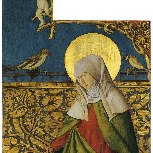 Anonymous German Artist active in Swabia ca. 1515