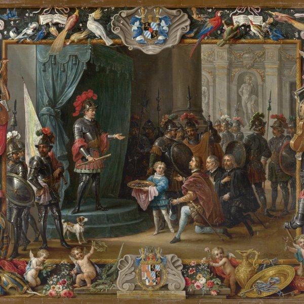 David Teniers II and Jan van  Kessel I