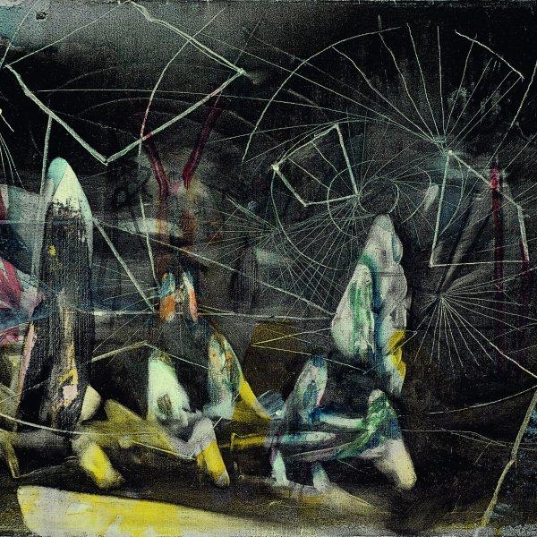 Sin título - Matta, Roberto. Museo Nacional Thyssen-Bornemisza