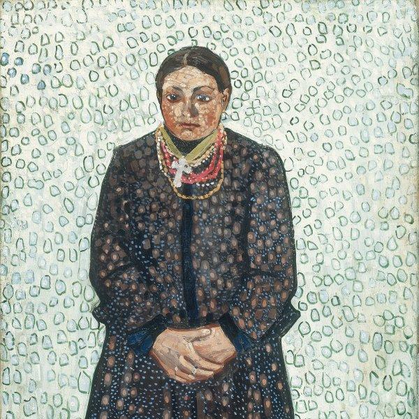 Ukrainian Peasant Woman
