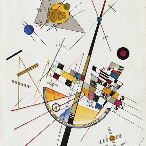 Exposición La Bauhaus en las colecciones Thyssen