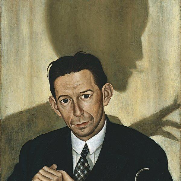 Retrato del Dr. Haustein