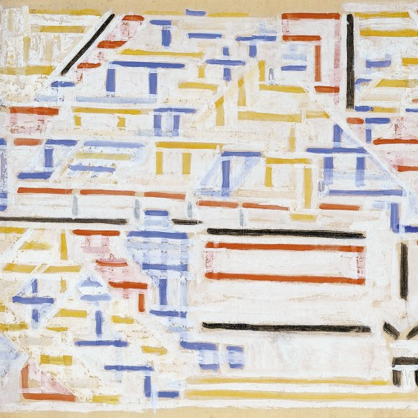 Study for Compositions No. 7 and No. 8
