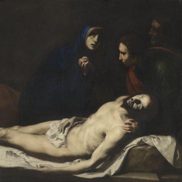 """José de Ribera (llamado """"el Españoleto"""")"""