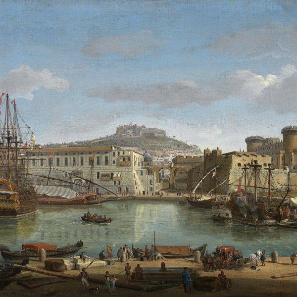 The Darsena, Naples