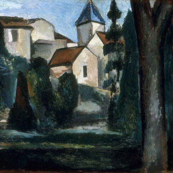 La iglesia de Chatou