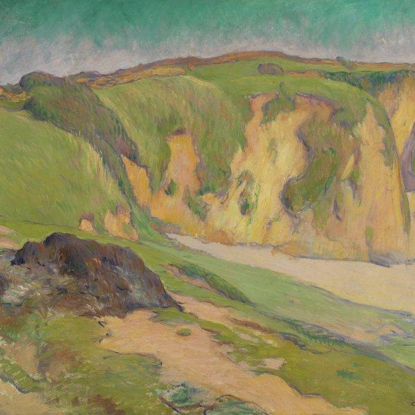 The Cliffs at Le Pouldu