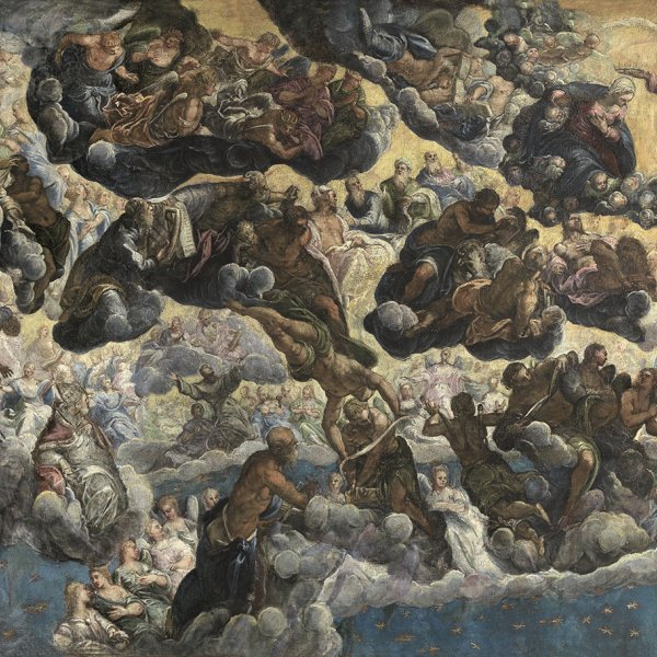 Tintoretto. Study and restoration of The Paradise