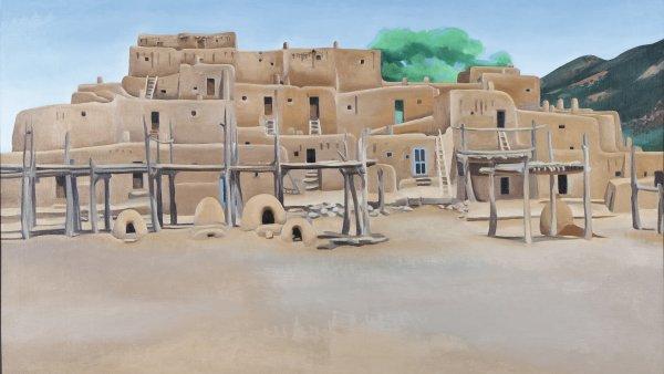 Pueblo de Taos, 1929/1934